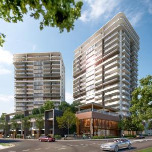 Unison Towers-Brisbane
